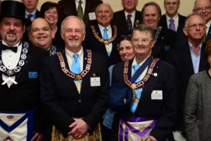 Grand Master's Visit, <a href=